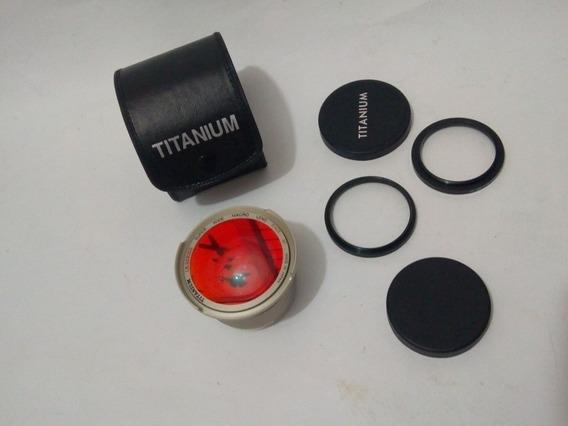 Titanium Lente Macro 0,42 X Série I. R.