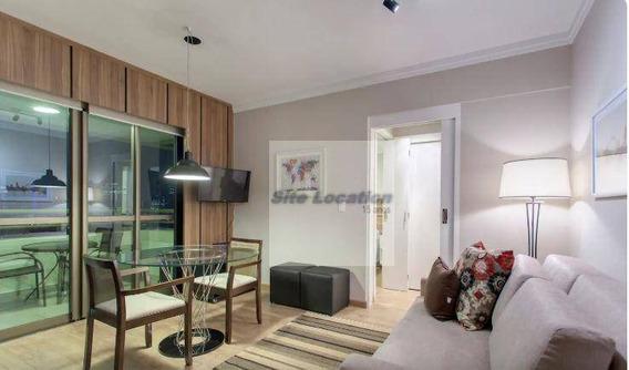 67781 Ótimo Apartamento Para Locação No Brooklin - Ap2767