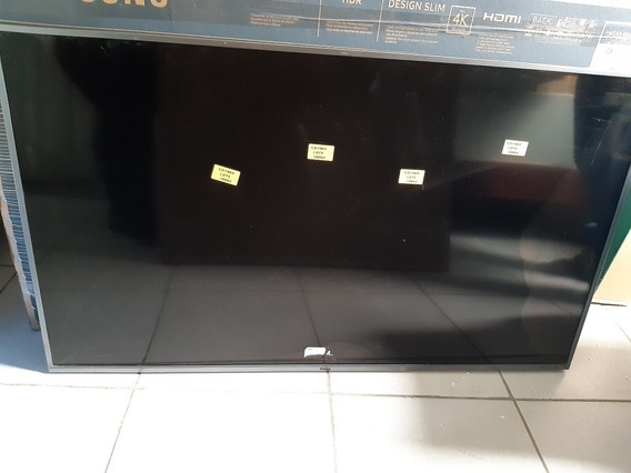 Smart Tv Led 55 Philco 4k (tela Trincada)