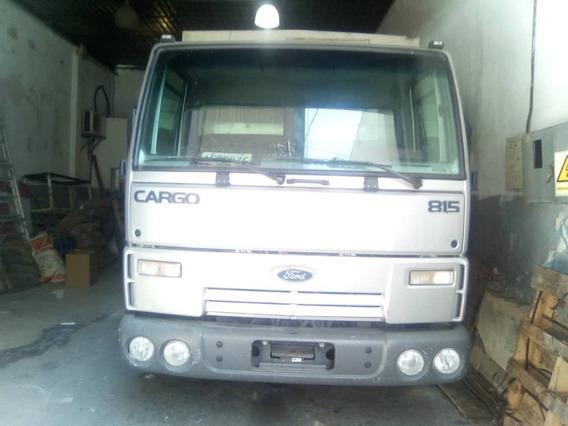 Vendo Camion Ford Cargo 815