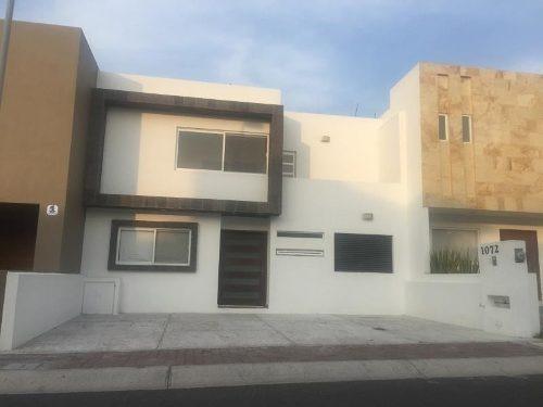 Casa Sola En Renta Fracc Condesa Juriquilla