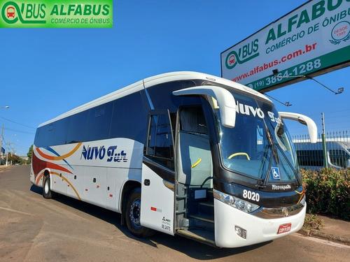 Ônibus Scânia/k340, Mpolo 1050 G7, Ano 10/11, 42 Lug, Ar, Wc
