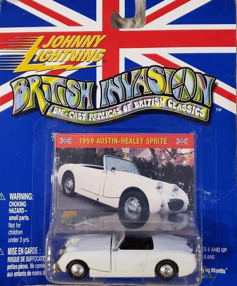 Auto Johnny Lightining 1959 Austin-healey Sprite