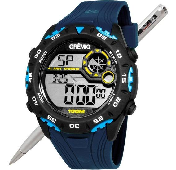 Relógio Technos Masculino Grêmio Fbpa Gre1360a/8a C/ Nfe