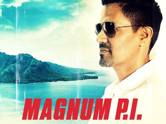 Dvd Magnum P.i. - As 2 Temporadas - Legendado