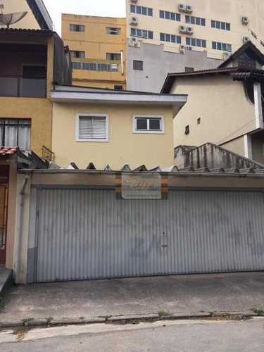 Casa Com 3 Dormitórios À Venda, 140 M² Por R$ 650.000,00 - Jardim Cidade Pirituba - São Paulo/sp - Ca0573