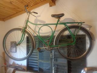 Bicicleta Monark Barra Circular 1982