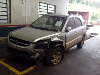 Kia Sportage Ex 2.0 2008/2009 Somente Venda De Peças