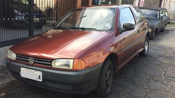 Volkswagen Gol 97-98 1.0mi 2do Dono !!!