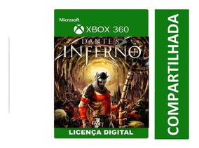 Dantes Inferno Xbox 360 Midia Digital#1