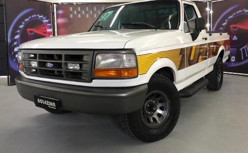 Imagem 1 de 8 de Ford F-1000 Xl 2.5 Hsd Diesel Tb 1996/1997