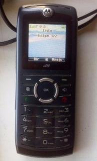 Nextel I290 Motorola Con Detalles Leer