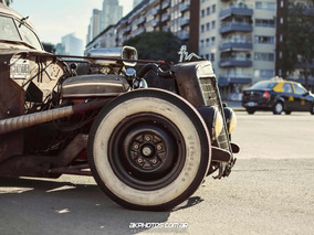 Ford 1939 Rat Rod Americano
