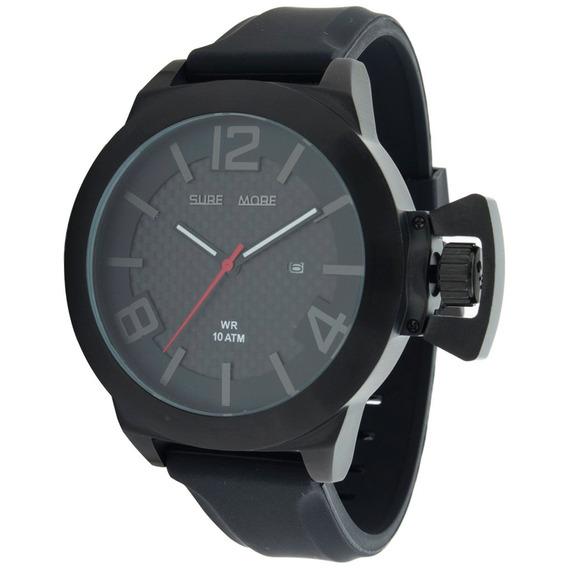 Relógio Masculino Analógico Com Calendário Surf M 3531259m P