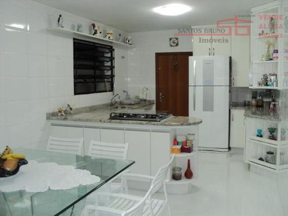 Sobrado Com 3 Dormitórios À Venda, 250 M² - Freguesia Do Ó - São Paulo/sp - So0186