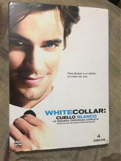 White Collar Temporadas 1 Y 2 Matthew Bomer Perfecto Estado