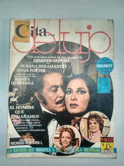 Fotonovelas Cita De Lujo