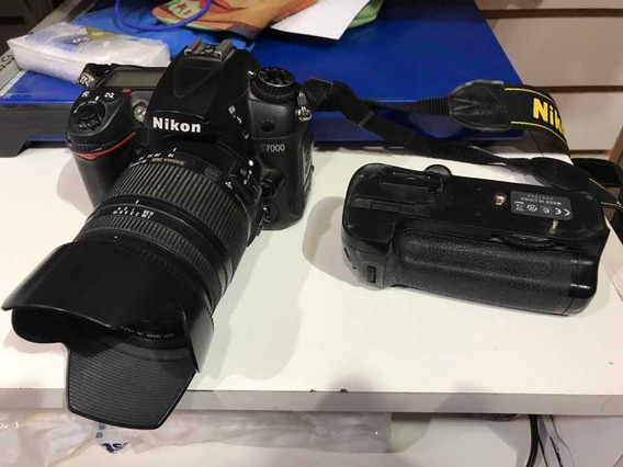 Cámara Nikon D3 Y D7000