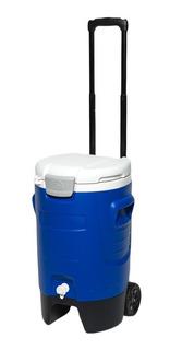 Cooler Com Rodinha Igloo Sport 5 Gallon Roller 20qt 18,9l
