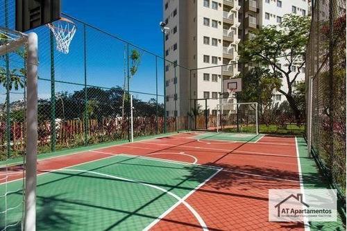 Imagem 1 de 30 de Apartamento Com 2 Dormitórios À Venda, 51 M² Por R$ 370.000,00 - Del Castilho - Rio De Janeiro/rj - Ap0118