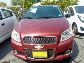 Chevrolet Aveo Ltz Aut 2014