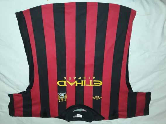 Camiseta Antigua Alternativa Manchester City Umbro Xxl
