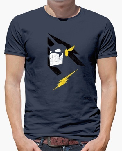 Playera The Flash Flash Cara Perfil