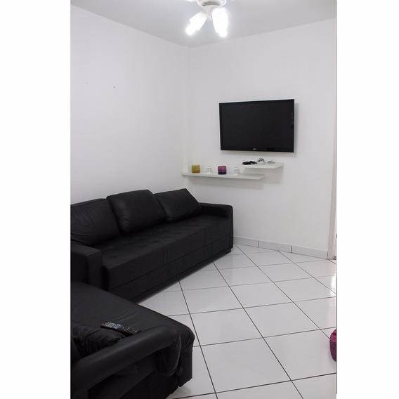 Apartamento No Boqueirão - Frente Pro Mar P/ Temporada
