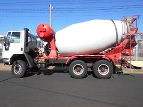 Caminhão Betoneira Cargo 2422 1998 Único Dono