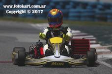 Chasis Kart Mini Kz 2017