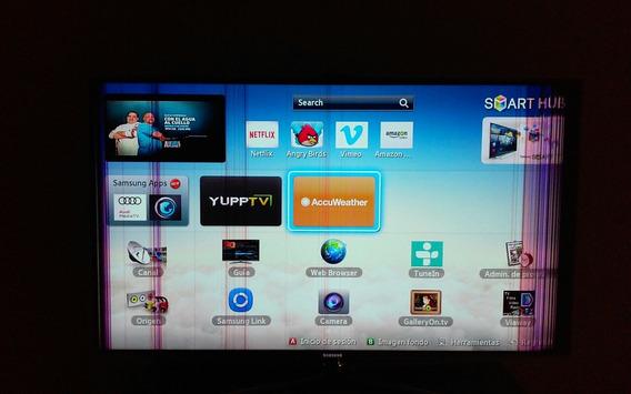 Smart Tv Samsung 46 Pulgadas ($270)