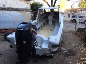 Aquamarine 640 Cabinado Con Mercury 90 Hp 4 T-matricula M