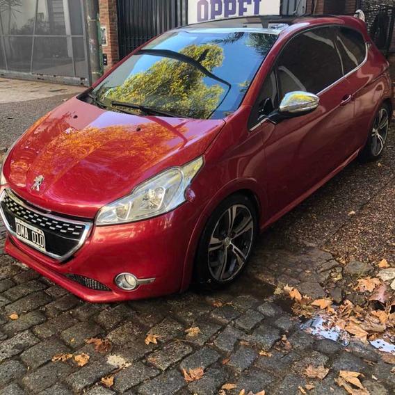Peugeot 208 1.6 Gti 2014