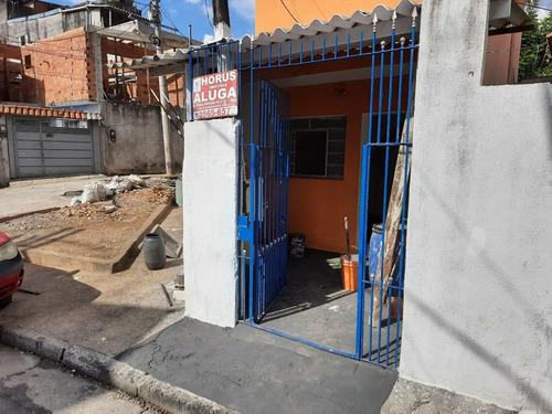 Casa Para Aluguel, 2 Quartos, Vila Santista - São Paulo/sp - 1131