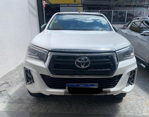 Toyota Hilux 2020 2.8 Tdi Srv Cab. Dupla 4x4 Aut. 4p