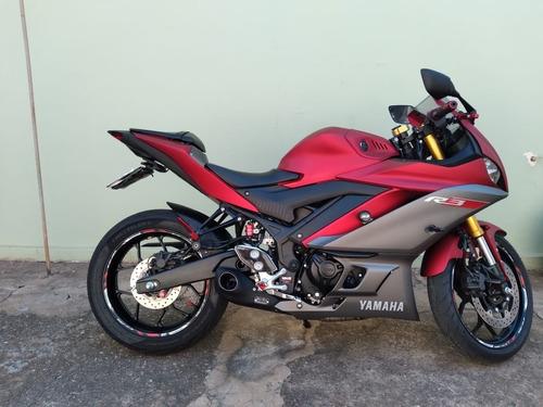 Yamaha Yzf-r3 2020/2020 3000 Km