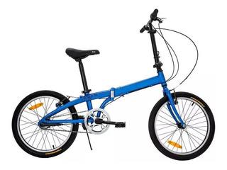 Bicicleta Plegable Philco Yoga Rod 20 3veloc. Beiro Hogar