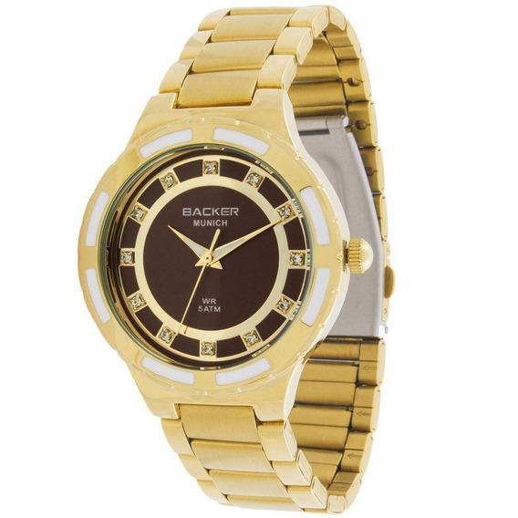 Relógio Feminino Backer (munich) 3345145f