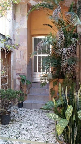 Casa Residencial À Venda, Jardim Bela Vista, Santo André. - Ca0639