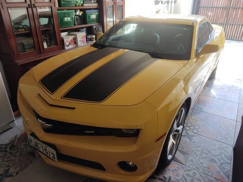 Imagem 1 de 7 de Chevrolet Camaro 2013 6.2 V8 Ss 2p