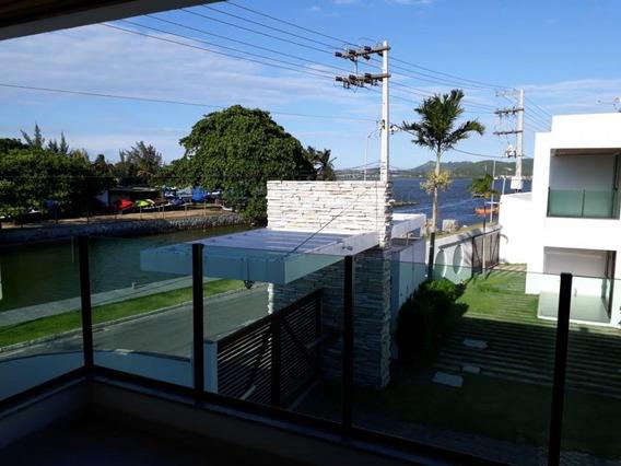 Casa Em Palmeiras, Cabo Frio/rj De 140m² 4 Quartos À Venda Por R$ 950.000,00 - Ca256256