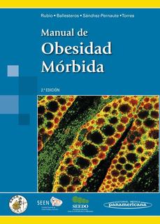 Manual De Obesidad Morbida - Rubio - Panamericana