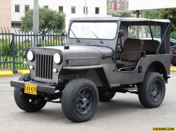 Jeep Willys Mt 1300cc 4x4