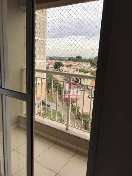 Ótimo Apartamento No Condomínio Vista Garden - Ap0720