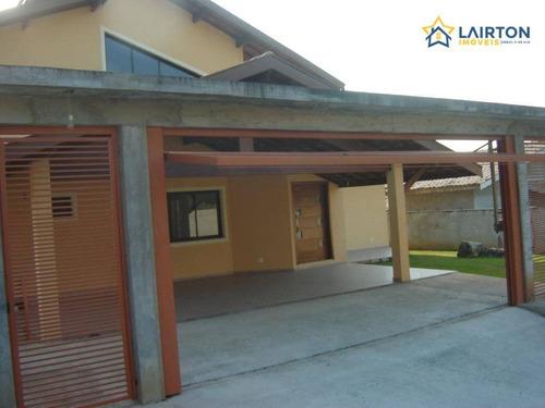 Casa Com 3 Dormitórios À Venda, 261 M² Por R$ 900.000,00 - Jardim Dos Pinheiros - Atibaia/sp - Ca0939