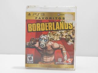 Borderlands - Ps3 ¡fisico-usado! En Tecno-gaming