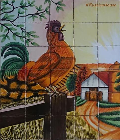Mural De Talavera - El Gallo