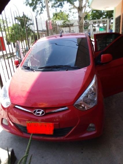Hyundai Eon Automóvil