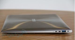 Ultrabook Asus Zenbook Core I7 Impecable Caja + Funda Gtia