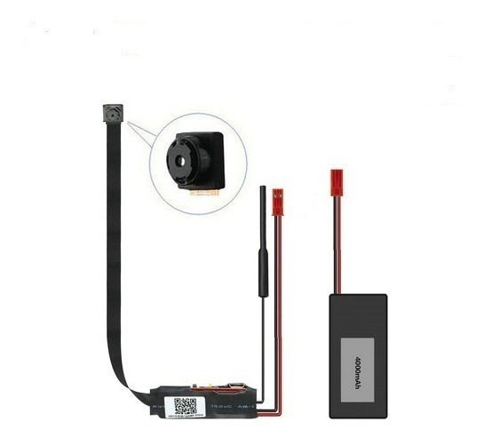 Módulo De Câmera 4k Wifi, Hd4k / 2k / 1080p